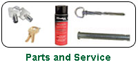 Locksmith Services, Keys, Parts